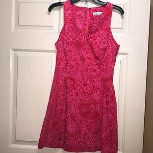 Women's hot pink Southern Tide  dress size 6